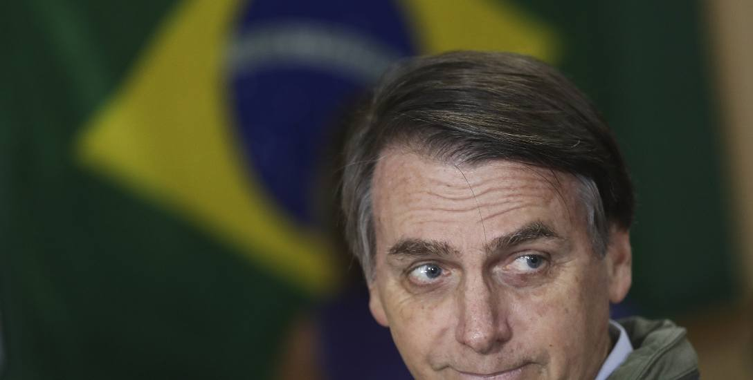 Bolsonaro przez niektórych krytyków jest uważany za faszystę
