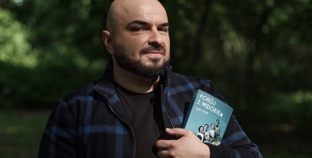 Marcin Wilk: - Nie udało się stworzyć z ludzi aniołów. Nadal wisi nad nami widmo wojny