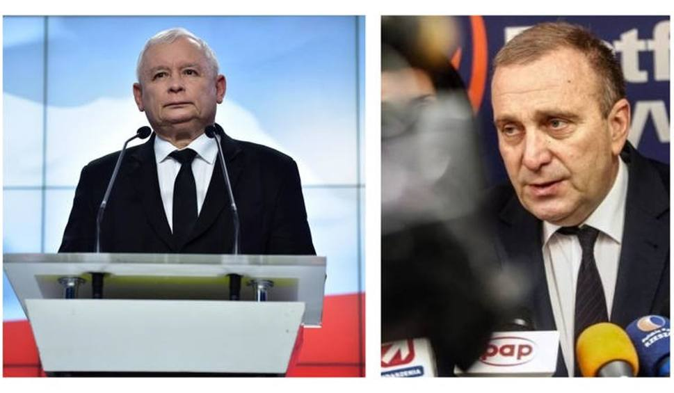 Film do artykułu: Ofensywa wyborcza. Kaczyński i Schetyna w naszym regionie