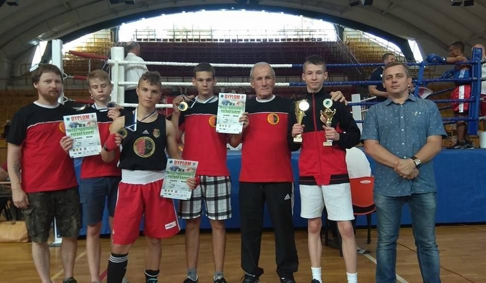 Film do artykułu: Komplet zwycięstw bokserów ze Stalowej Woli w drugiej odsłonie Pucharu Karpat