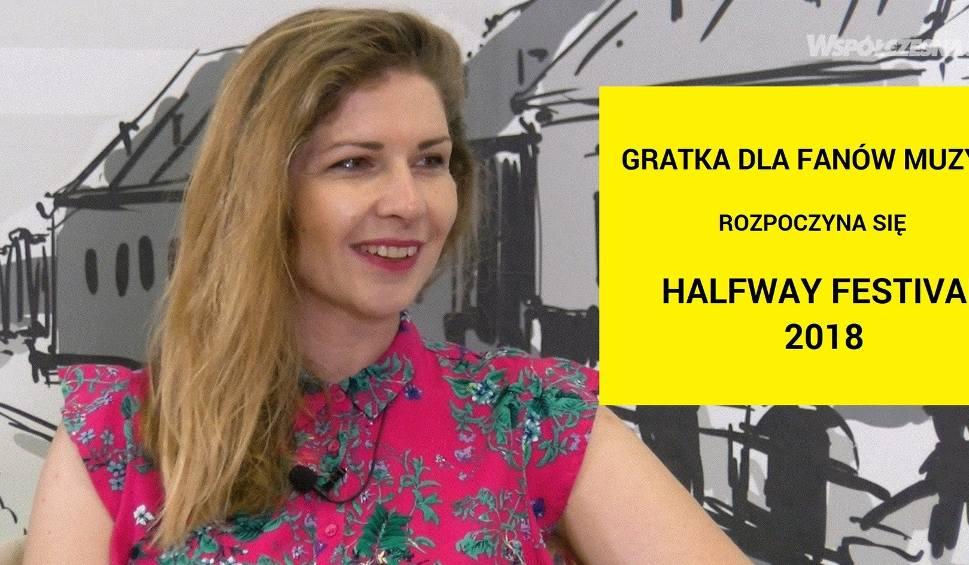 Film do artykułu: Rozmowa Współczesnej. Ilona Karpiuk o rozpoczynającym się Halfway Festival