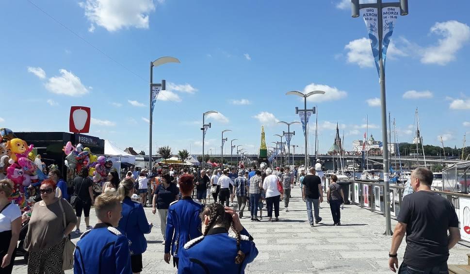 Film do artykułu: Dni Morza 2019 w Szczecinie. Trzeci dzień imprezy [WIDEO, ZDJĘCIA]