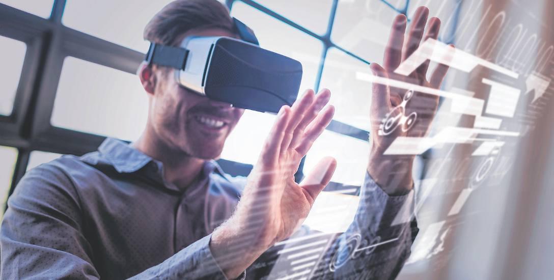 Wirtualna rzeczywistość może pomóc w walce z rzeczywistym problemem, np. z bólem lub fobiami