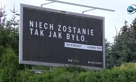 Afera billboardowa: Premier Szydło zawiadamia CBA ws. spółki Solvere Piotra Matczuka i Anny Plakwicz