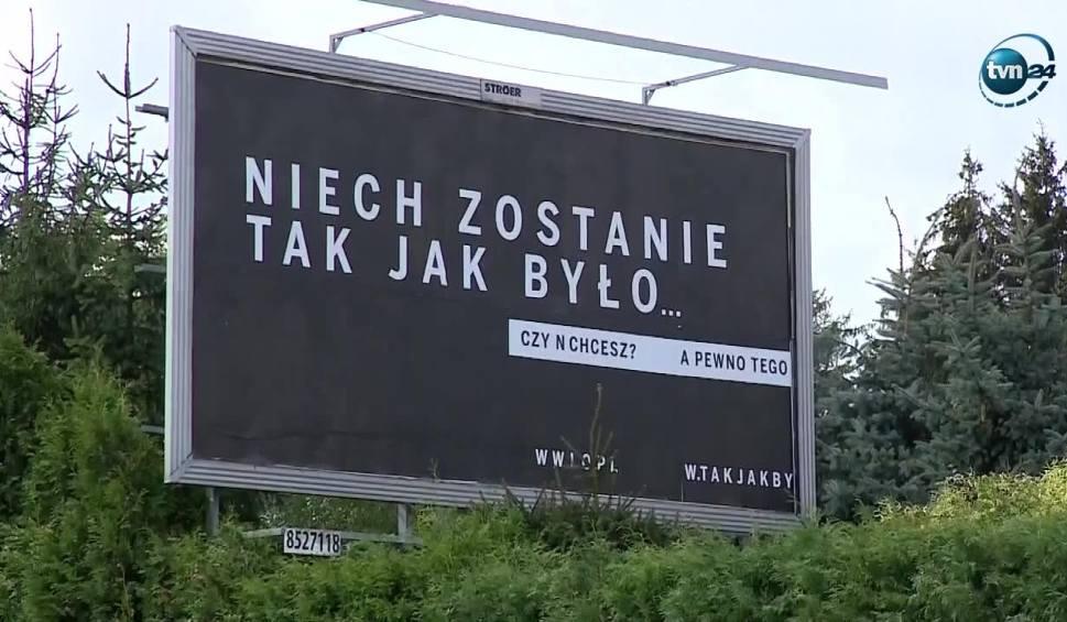 Film do artykułu: Afera billboardowa: Premier Szydło zawiadamia CBA ws. spółki Solvere Piotra Matczuka i Anny Plakwicz