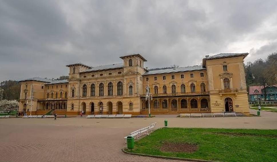 Film do artykułu: Marszałek małopolski chce przejąć nadzór nad uzdrowiskami Rabka i Krynica - Żegiestów