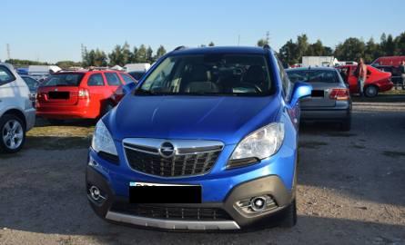 Opel Mokka - rok produkcji 2014, z silnikiem 1.7 diesel i mocy 130 KM. Stan licznika 139 tys. km. Cena 40 500 złotych