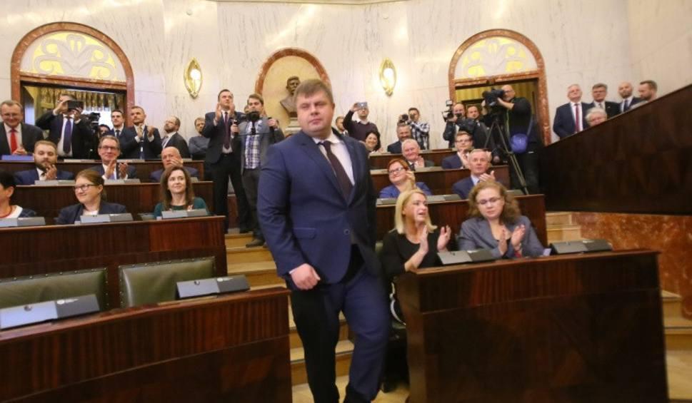Film do artykułu: Wojciech Kałuża z Żor wicemarszałkiem śląskim. Odsłaniamy kulisy dojścia PiS do władzy na Śląsku