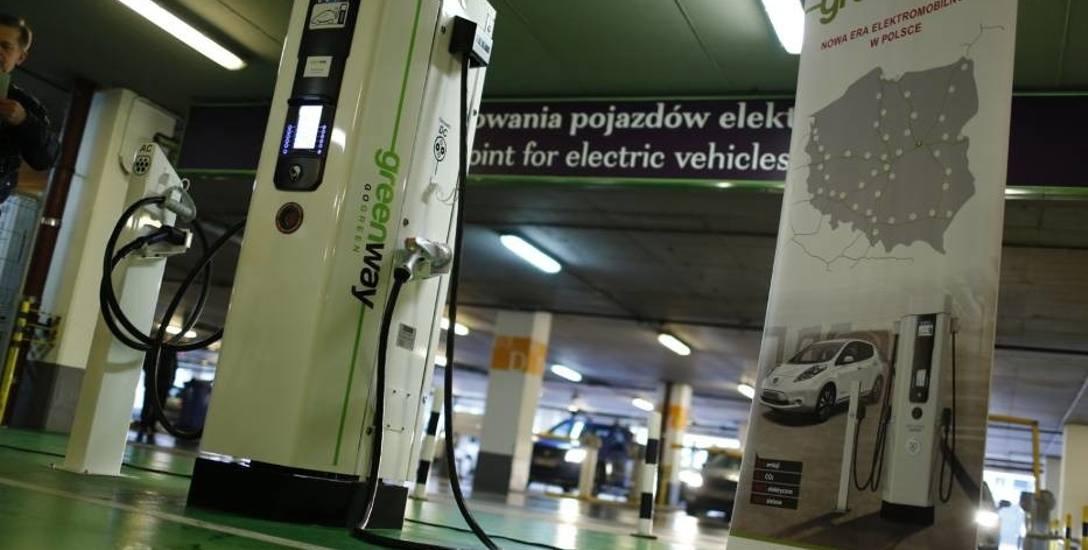 Samochody elektryczne naładujemy i w Ostrołęce? Być może jeszcze w tym roku