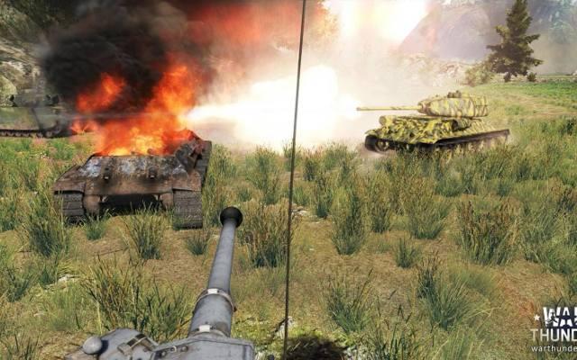 War Thunder: Ground Forces. Otwarta beta z czołgami