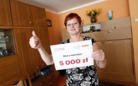 Czytelniczka z Rzeszowa wygrała w loterii 5000 zł