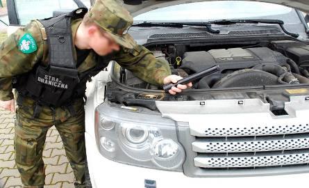 Auto zostało przekazane policjantom