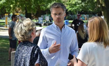 Serial Diagnoza: Aktorzy na ulicach Rybnika. Miasto gra świetną rolę