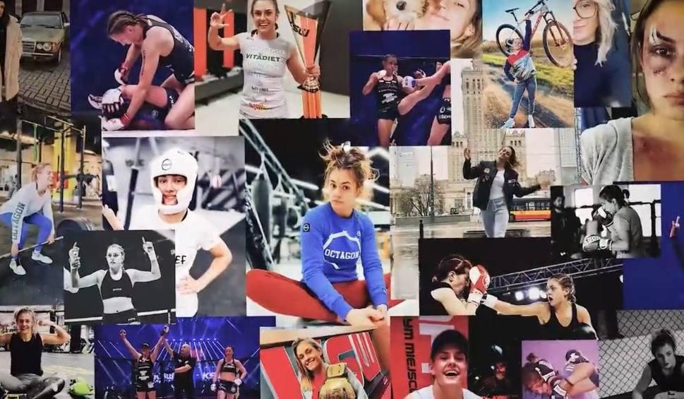Film do artykułu: Kobiety w MMA, czyli płeć nie taka słaba. Walczą w octagonie i... ze stereotypami