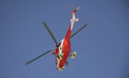 Poważny wypadek w Tatrach. Turysta spadł z dużej wysokości