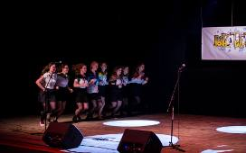 Pokaz talentów w rawskim MDK