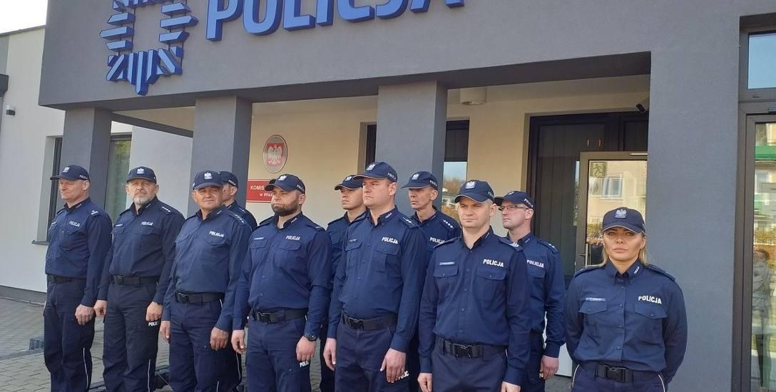 Otwarcie nowego komisariatu policji w gminie Wisznice. Będzie tu służyło 28 policjantów