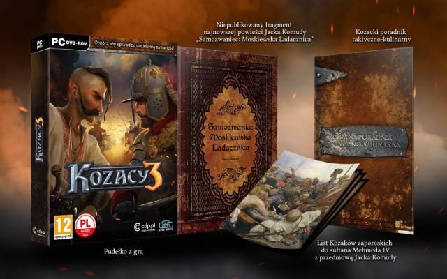 Kozacy 3: Co znajdziemy w edycji kolekcjonerskiej?