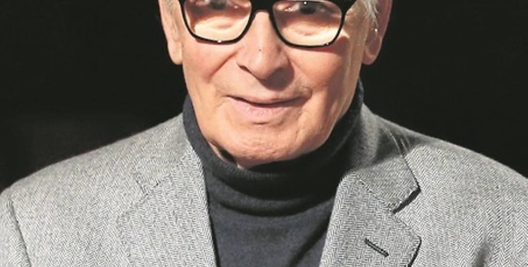 Morricone: Najważniejszy jest Oscar za całokształt twórczości