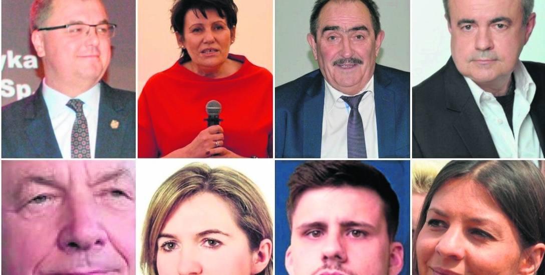 Skierniewice mają liczną reprezentację na listach poszczególnych komitetów wyborczych