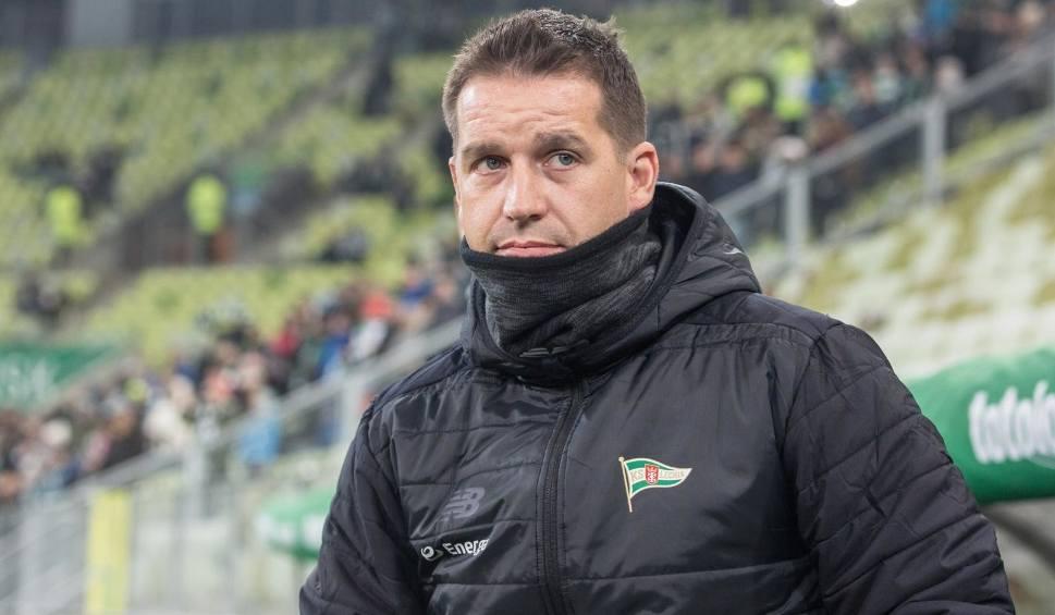 Film do artykułu: Adam Owen, trener Lechii Gdańsk: Ważne są teraz liczby, więc będę stawiał na piłkarzy, którzy strzelają gole i mają asysty