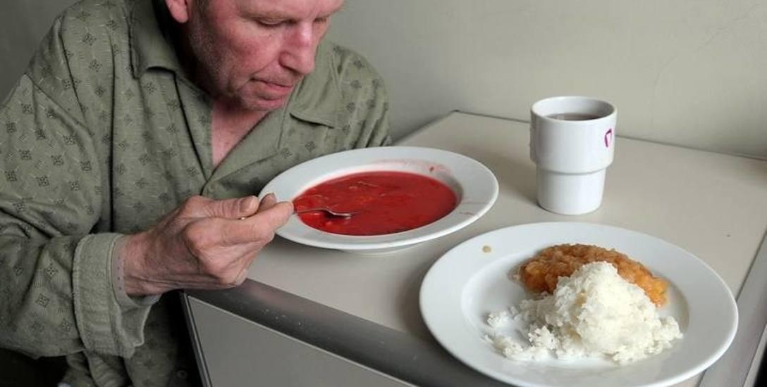 NIK: posiłki w szpitalach są nie tylko marne, ale wręcz szkodzą zdrowiu