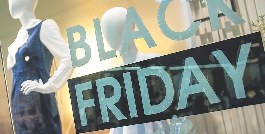 Black Friday dla Polaków stał się dniem, w którym zaczyna się przedświąteczny szał zakupów