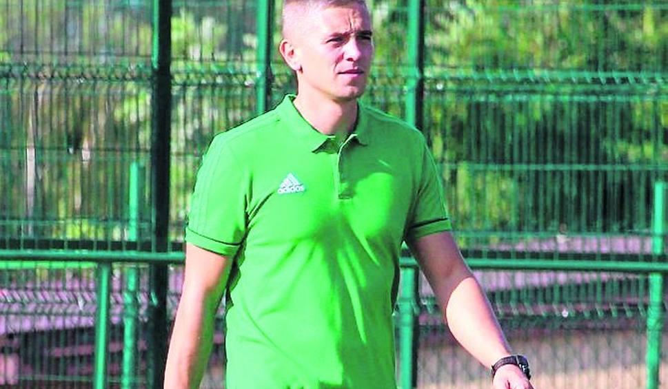 Film do artykułu: Oskar Przysucha bez trenera! Klub nie przedłużył umowy z Marcinem Sikorskim