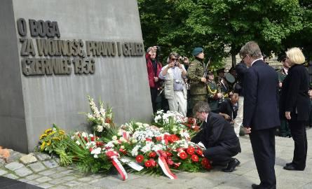 Rocznica Czerwca '56 bez asysty wojskowej, ale z prezydentami
