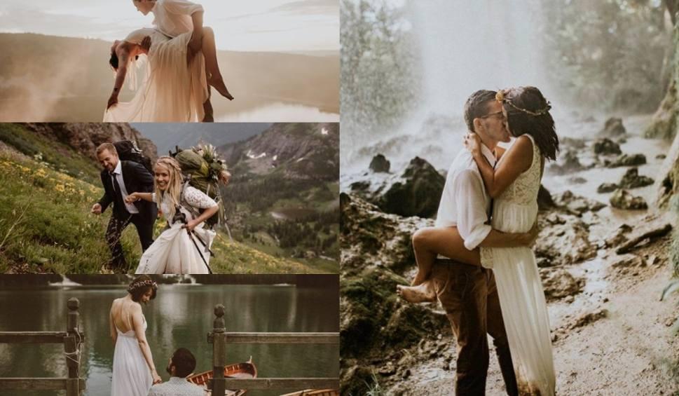 Najpiękniejsze Zdjęcia ślubne Z Całego świata Znajdź Inspirację Na