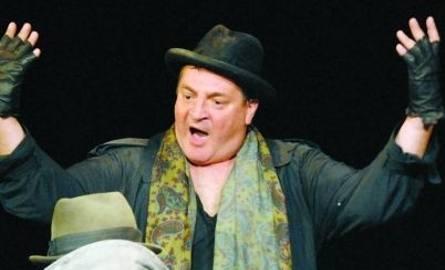 """W """"Testamencie"""" w reż. również Jacka Malinowskiego, ale tym razem na scenie Teatru Dramatycznego, zobaczymy Marka Tyszkiewicza"""