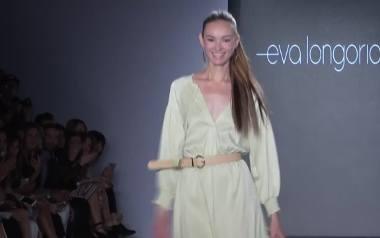 Eva Longoria zadebiutowała z własną kolekcją na New York Fashion Week