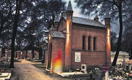 Wizualizacja kaplicy na cmentarzu Starofarnym