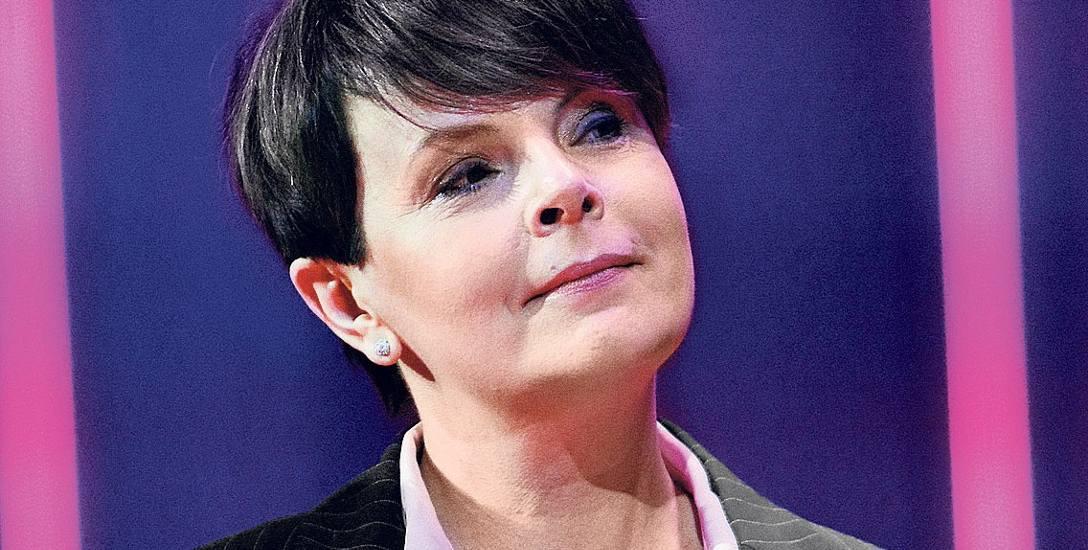 Korwin-Piotrowska: - Media potrzebują nieustannie świeżej krwi...
