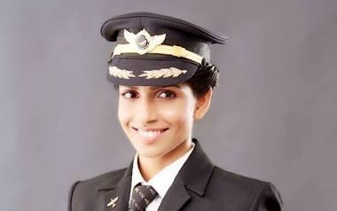 Anny Divya – najmłodsza pilotka Boeinga 777