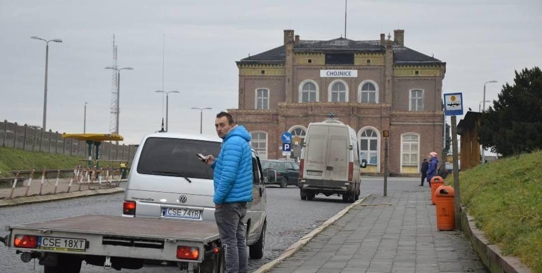 """Czy będą pieniądze na remont dworca w Chojnicach? """"Proście marszałka!"""""""