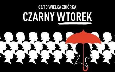 3 października - CZARNY WTOREK – Wielka Zbiórka