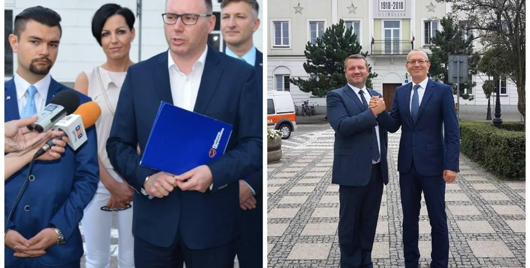 Wybory samorządowe 2018 Ostrołęka: wyścig po władzę rozpoczęty!