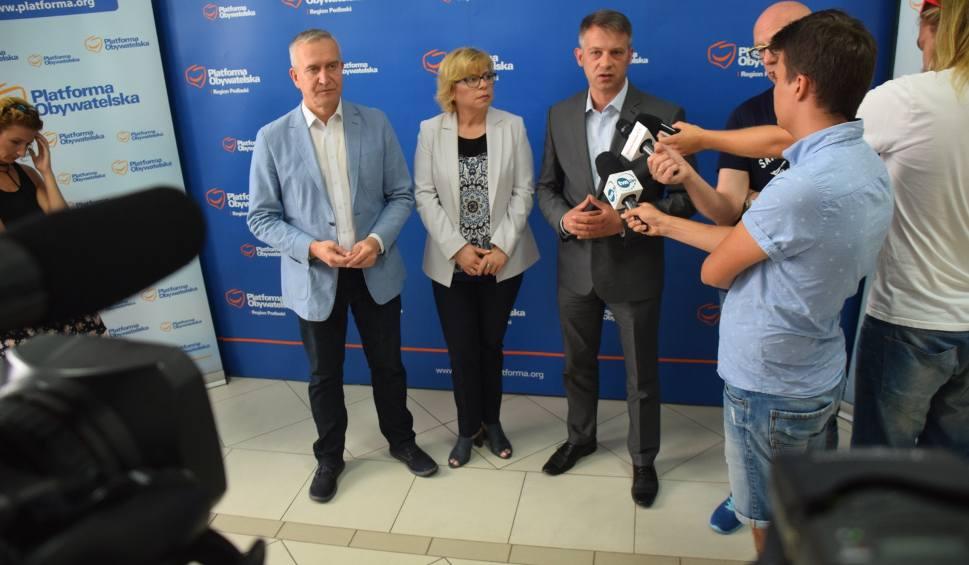 Film do artykułu: Puszcza Białowieska. Platforma Obywatelska ma pomysł, jak ochronić puszczę (zdjęcia, wideo)