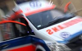 Dwa wypadki drogowe w Łowiczu. Hospitalizowano cztery osoby