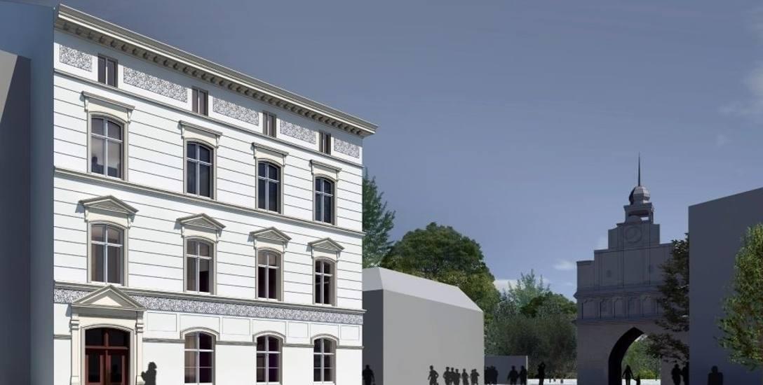 W budynku, który powstanie, będzie funkcjonowało Stargardzkie Centrum Nauki. Ma to być bardzo nowoczesna placówka edukacyjna i kulturalna. Jej oferta