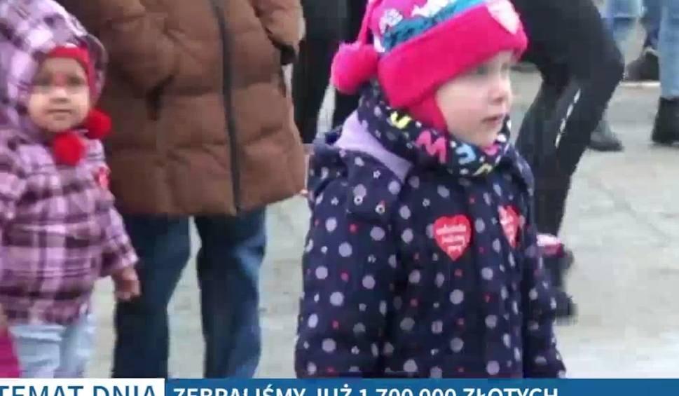 Film do artykułu: Mamy już 1,7 miliona złotych. ZOBACZ Wiadomości Echa Dnia