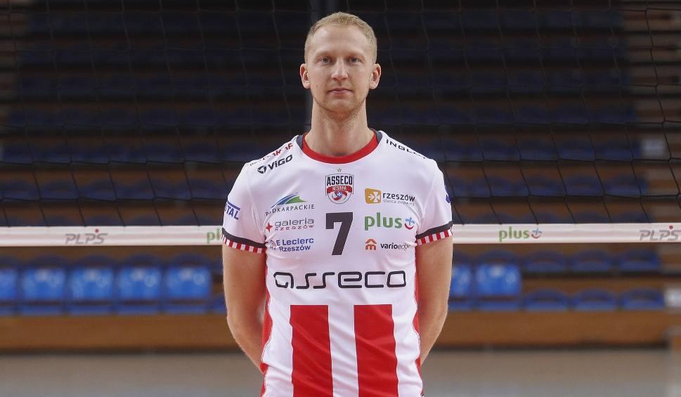 Film do artykułu: Jakub Jarosz, atakujący Asseco Resovii: Jestem wdzięczny kibicom, bo czujemy ich wsparcie [WIDEO]
