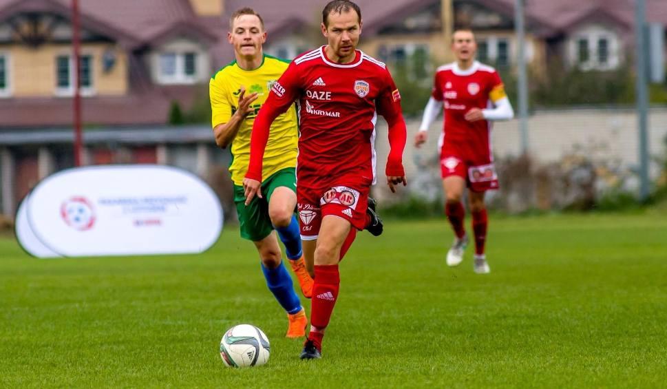 Film do artykułu: IV liga piłkarska. Strata punktów w Białymstoku może Tura słono kosztować