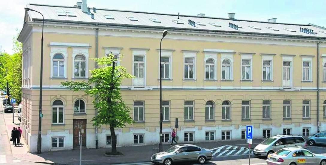 Dom przy ul. św. Rocha 3 został zbudowany w latach 1873-1874.