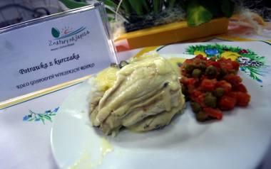 Przepis na potrawkę z kurczaka według KGW Rosko