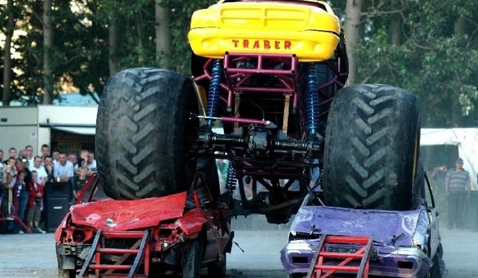 Film do artykułu: Monster Trucki na stadionie w Drawsku Pomorskim