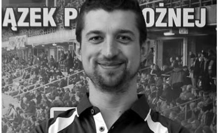 Kamil Pastuszka zmarł w niedzielę w Kielcach. Miał 33 lata.