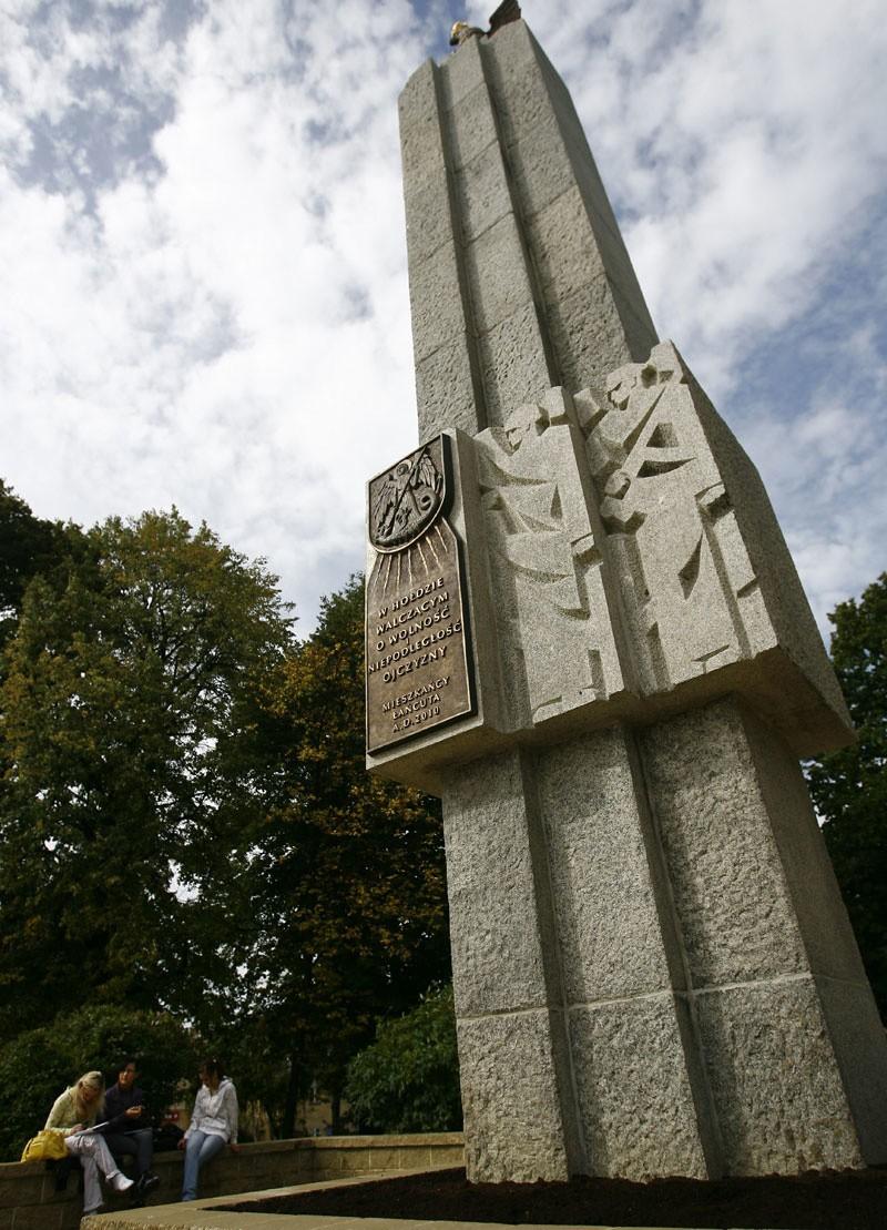 Pomnik Wdzięczności Armii Radzieckiej  w Łańcucie
