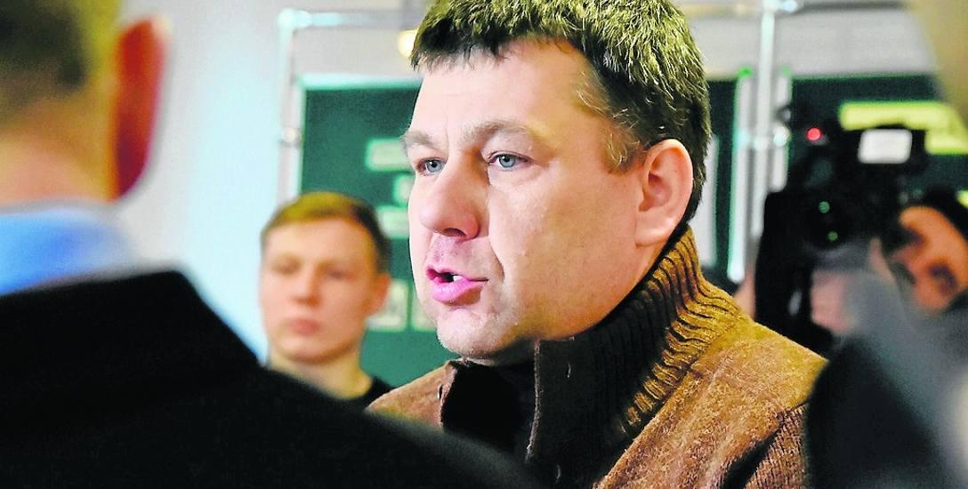 """Mariusz Niczyporuk jest oburzony gloryfikowaniem """"Burego"""". W Zaleszanach był jego dziadek i rodzeństwo ojca."""